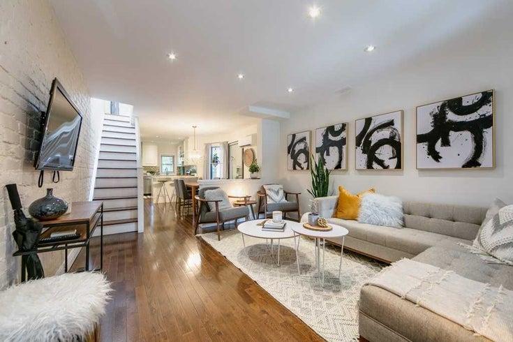 296 Scarborough Rd - East End-Danforth Semi-Detached for sale, 3 Bedrooms (E5319248)
