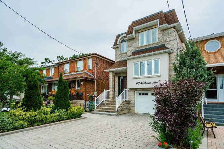 63 Holborne Ave - Danforth Village-East York Detached for sale, 4 Bedrooms (E5322659)