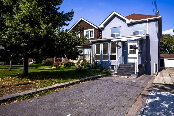 83 Dawes Rd - East End-Danforth Detached for sale, 4 Bedrooms (E5322868)