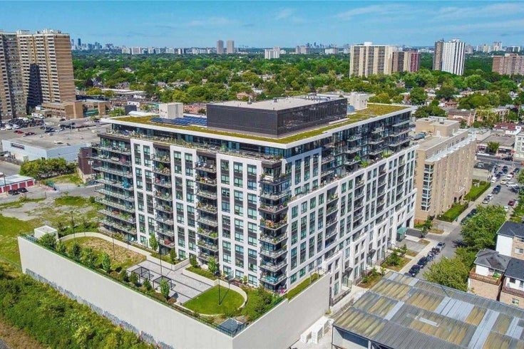 311 - 8 Trent Ave - East End-Danforth Condo Apt for sale, 1 Bedroom (E5324190)