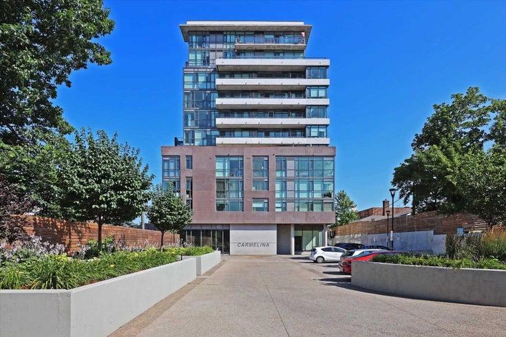 206 - 2055 Danforth Ave - Woodbine Corridor Condo Apt for sale, 2 Bedrooms (E5324951)