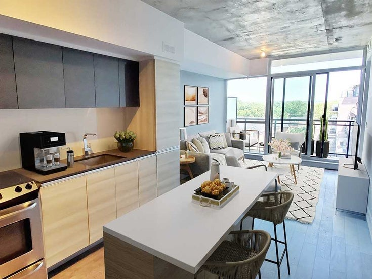 731 - 1190 Dundas St E - South Riverdale Condo Apt for sale, 2 Bedrooms (E5361305)