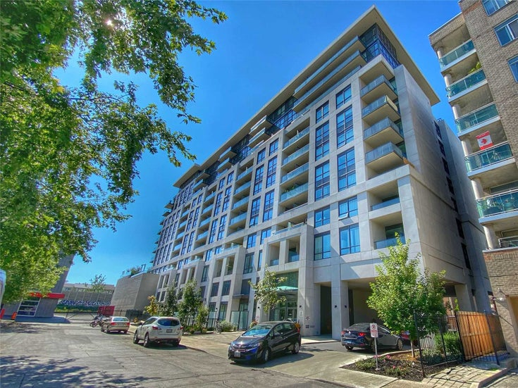 901 - 8 Trent Ave - East End-Danforth Condo Apt for sale, 2 Bedrooms (E5375177)