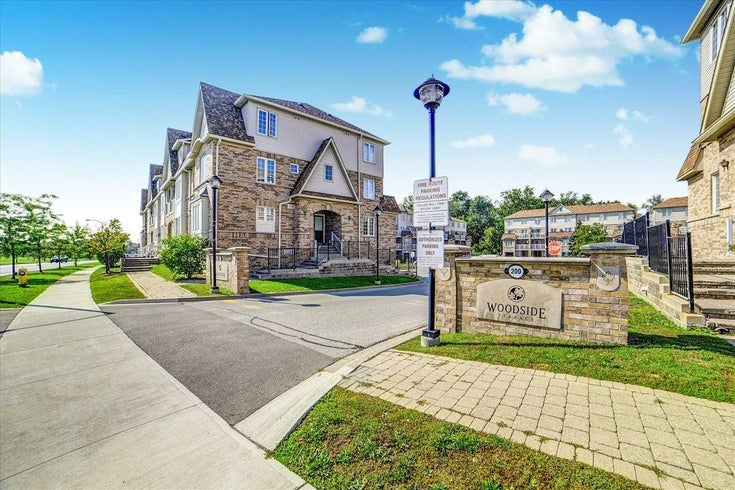 14 - 200 Mclevin Ave - Malvern Condo Townhouse for sale, 2 Bedrooms (E5375311)
