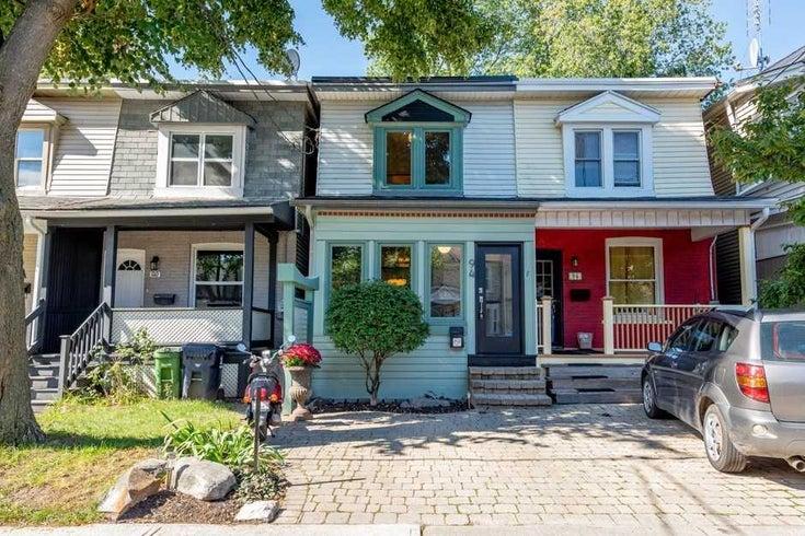 94 Muriel  Ave - Danforth Village-East York Semi-Detached for sale, 2 Bedrooms (E5376025)