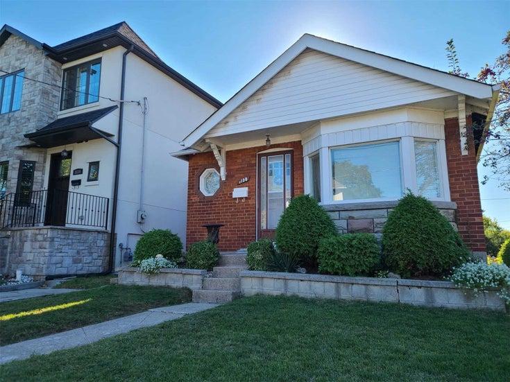1138 Greenwood Ave - Danforth Village-East York Detached for sale, 2 Bedrooms (E5376055)