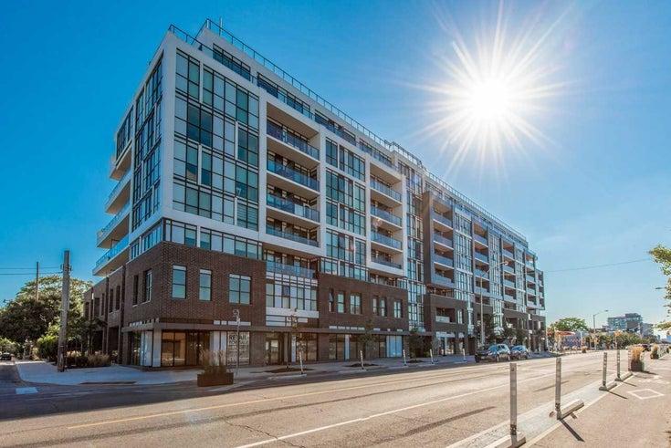 805 - 2301 Danforth Ave - East End-Danforth Condo Apt for sale, 2 Bedrooms (E5376158)