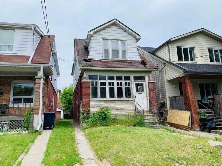 186 Milverton Blvd - Danforth Village-East York Detached for sale(E5376334)