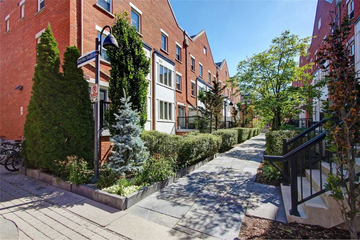 11 Florence Wyle Lane - South Riverdale Condo Townhouse for sale, 2 Bedrooms (E5376362)
