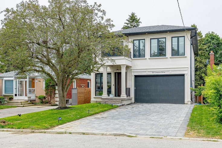 38 Compton Dr - Wexford-Maryvale Detached for sale, 4 Bedrooms (E5376364)