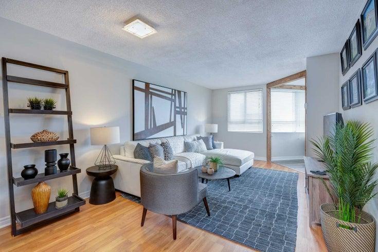 1214 - 4 Park Vista Cres - O'Connor-Parkview Condo Apt for sale, 1 Bedroom (E5376392)