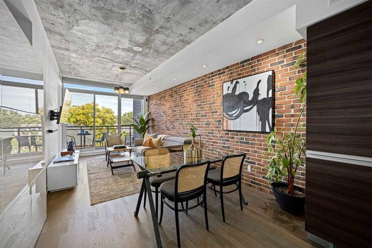 513 - 1238 Dundas St E - South Riverdale Condo Apt for sale, 2 Bedrooms (E5376525)