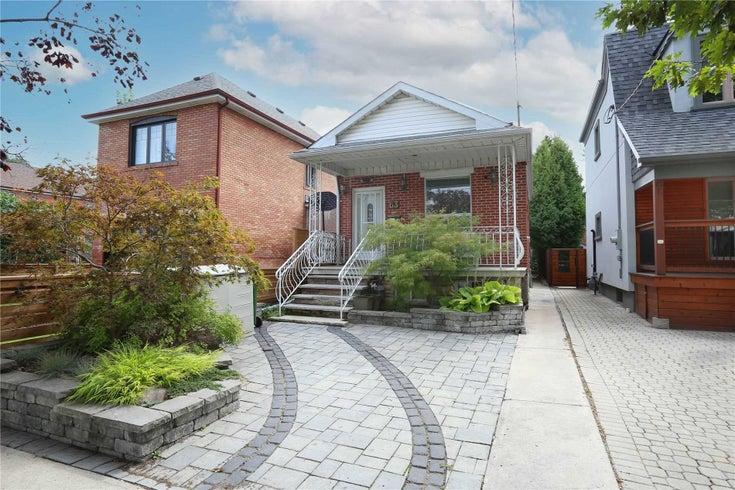63 Aldwych Ave - Danforth Village-East York Detached for sale, 2 Bedrooms (E5376712)