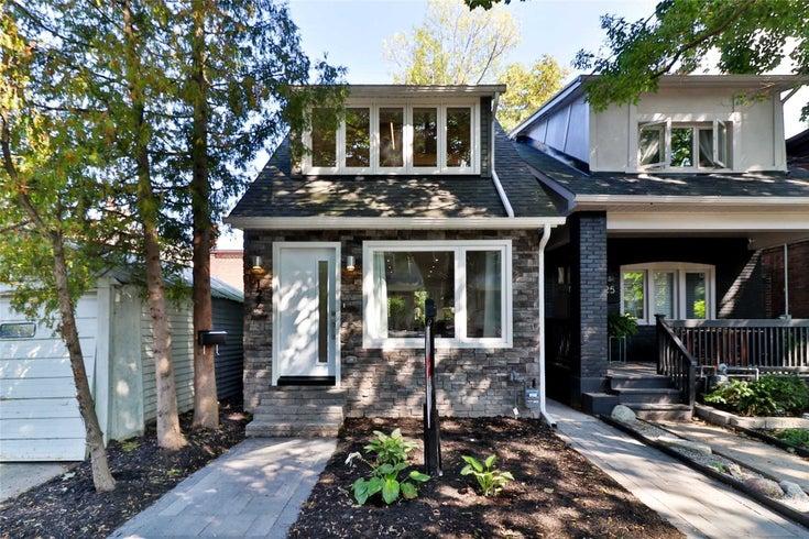 127 Alton Ave - South Riverdale Detached for sale, 1 Bedroom (E5377284)