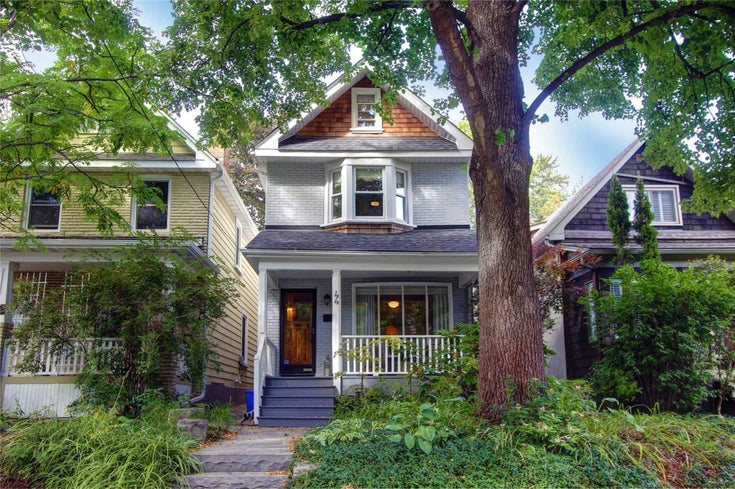 44 Grandview Ave - North Riverdale Detached for sale, 4 Bedrooms (E5377523)