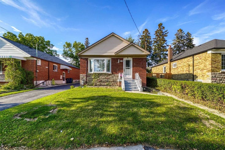 26 Surrey Ave - Wexford-Maryvale Detached for sale, 3 Bedrooms (E5377860)