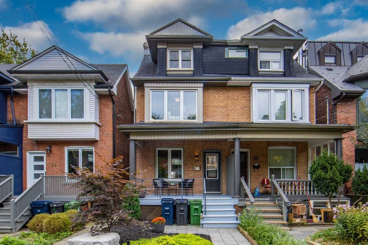 39 Wroxeter Ave - North Riverdale Semi-Detached for sale, 4 Bedrooms (E5377966)