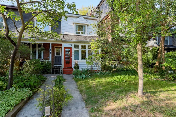 126 Wolfrey Ave - North Riverdale Semi-Detached for sale, 2 Bedrooms (E5378034)