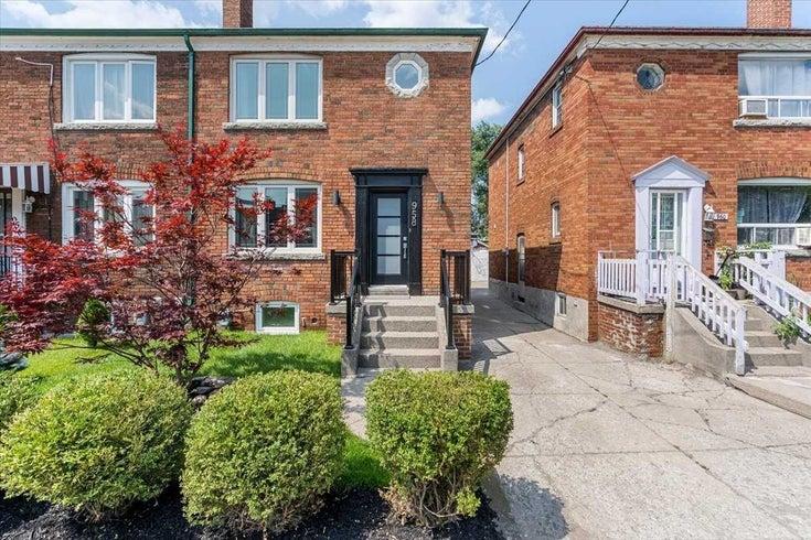 958 Pape Ave - Danforth Village-East York Semi-Detached for sale, 3 Bedrooms (E5378090)