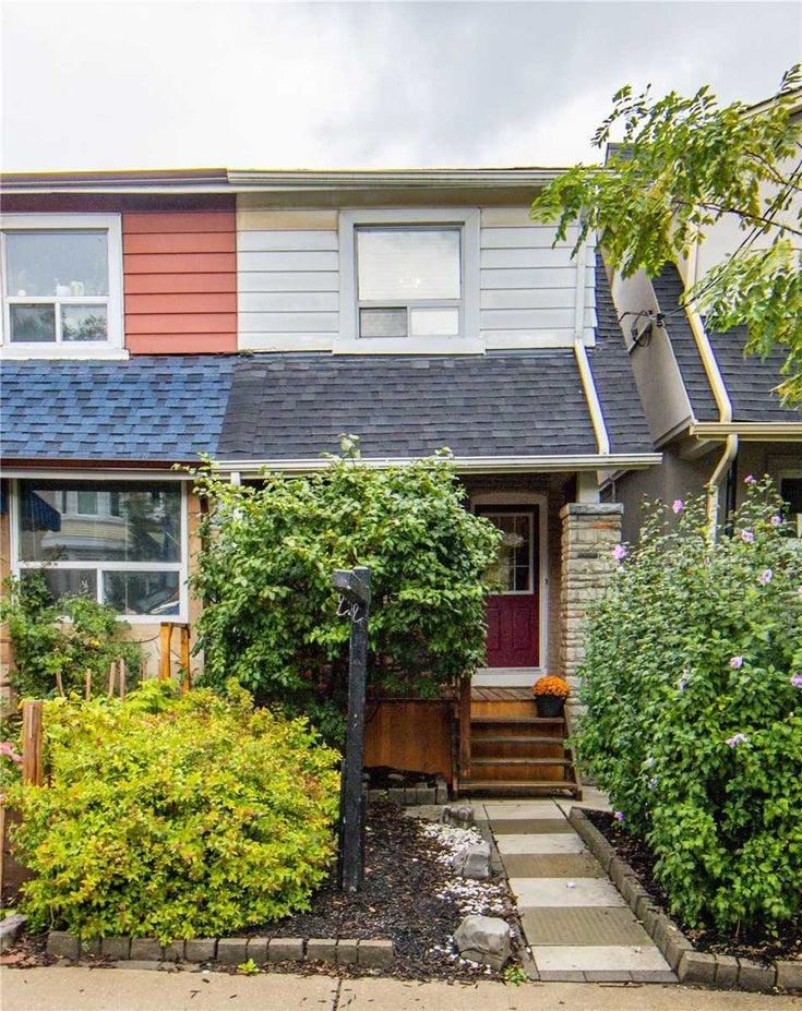 10 Chatham Ave - Blake-Jones Semi-Detached for sale, 2 Bedrooms (E5381679)