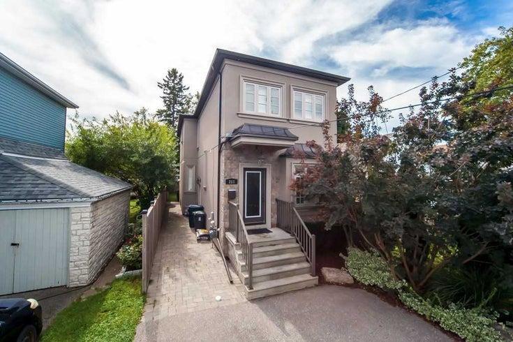 213 Virginia Ave - Woodbine-Lumsden Detached for sale, 4 Bedrooms (E5382257)