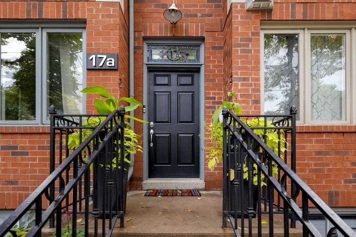 17A Boulton Ave - South Riverdale Att/Row/Twnhouse for sale, 3 Bedrooms (E5382402)