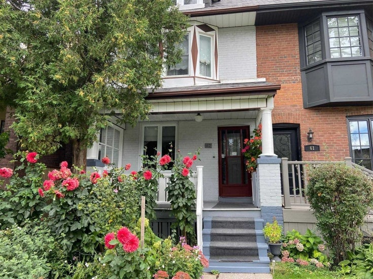 63 Woodycrest Ave - Danforth Semi-Detached for sale, 4 Bedrooms (E5382421)