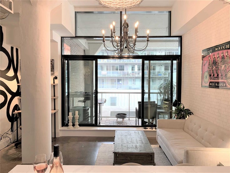 419 - 233 Carlaw Ave - South Riverdale Condo Apt for sale, 1 Bedroom (E5383185)