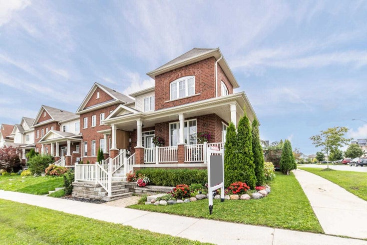 2128 Green Rd - Bowmanville Att/Row/Twnhouse for sale, 3 Bedrooms (E5384650)