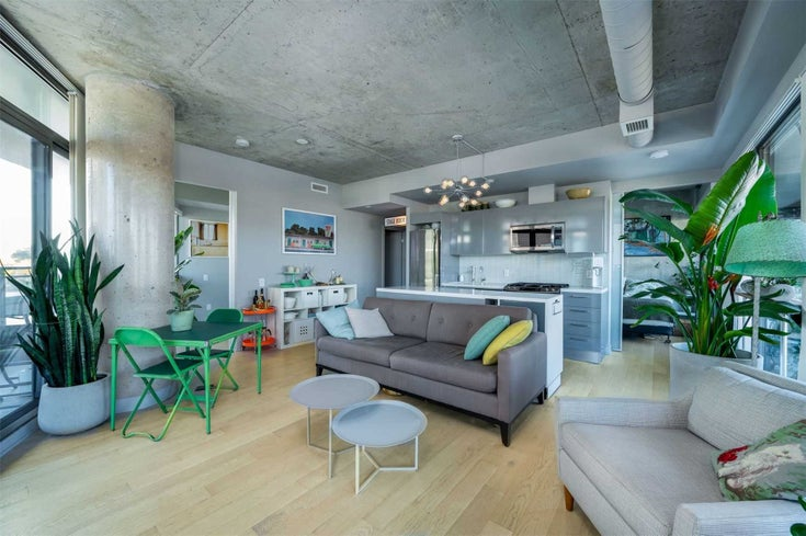 508 - 319 Carlaw Ave - South Riverdale Condo Apt for sale, 1 Bedroom (E5399470)