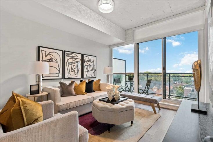 827 - 1190 Dundas St E - South Riverdale Condo Apt for sale, 2 Bedrooms (E5401276)