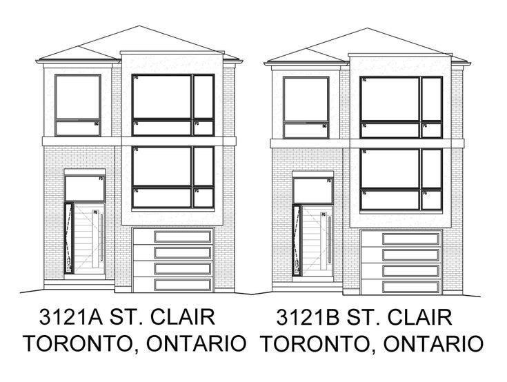 3121 St Clair Ave E - Clairlea-Birchmount Detached for sale, 2 Bedrooms (E5404284)