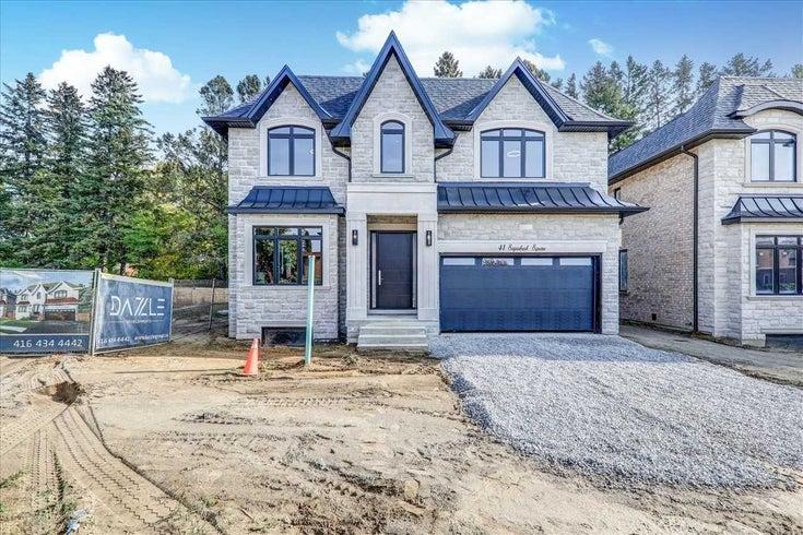 41 Sugarbush Sq - Highland Creek Detached for sale, 4 Bedrooms (E5404433)