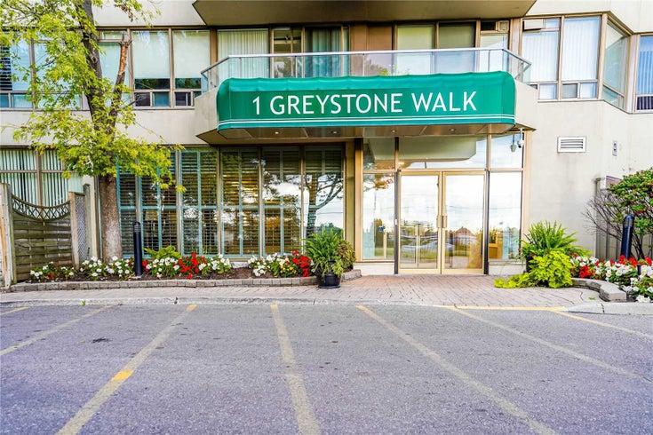 1984 - 1 Greystone Walk Dr - Kennedy Park Condo Apt for sale, 2 Bedrooms (E5404540)