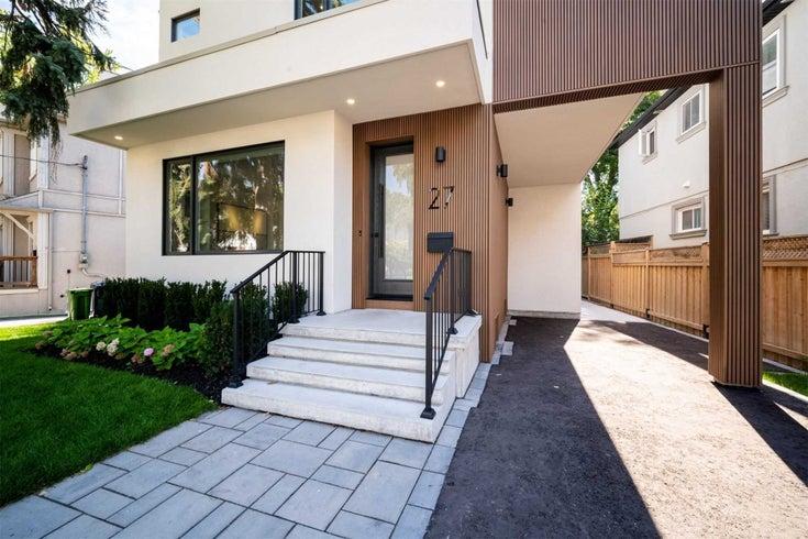27 Glencrest Blvd - O'Connor-Parkview Detached for sale, 4 Bedrooms (E5406178)