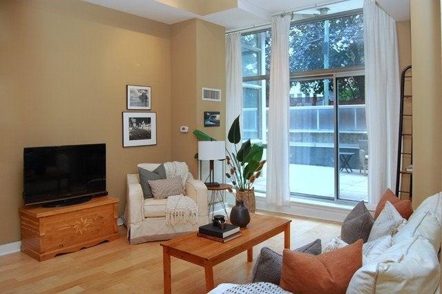 102 - 601 Kingston Rd - The Beaches Condo Apt for sale, 2 Bedrooms (E5408852)