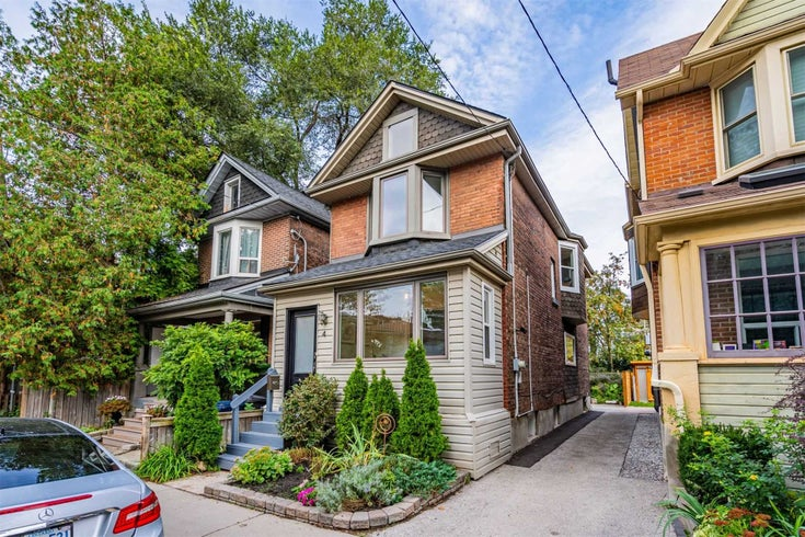 4 Hartford Ave - The Beaches Detached for sale, 3 Bedrooms (E5409211)