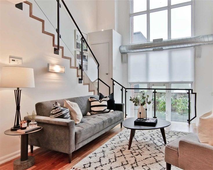 104 - 660 Pape Ave - North Riverdale Condo Apt for sale, 1 Bedroom (E5409217)