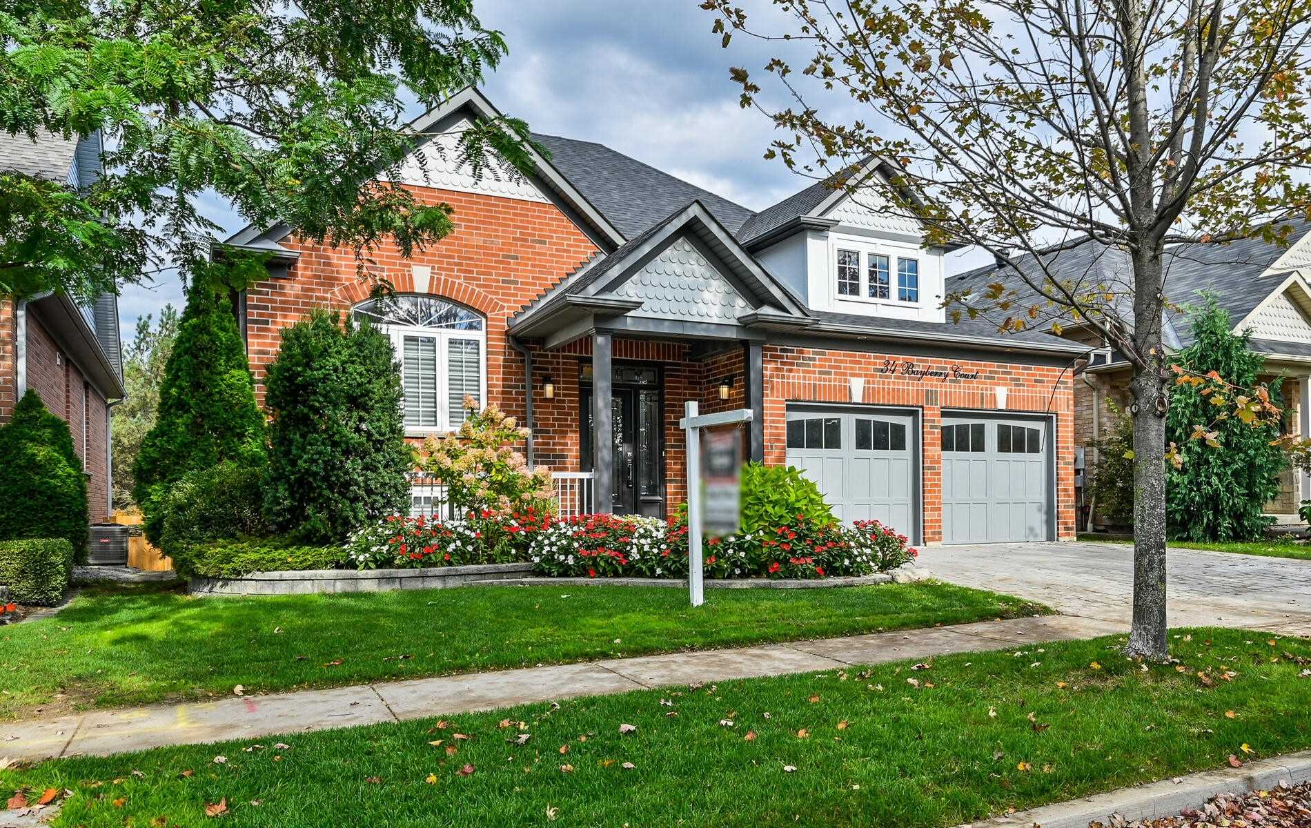 34 Bayberry Crt - Brooklin Detached for sale, 3 Bedrooms (E5409640) - #1