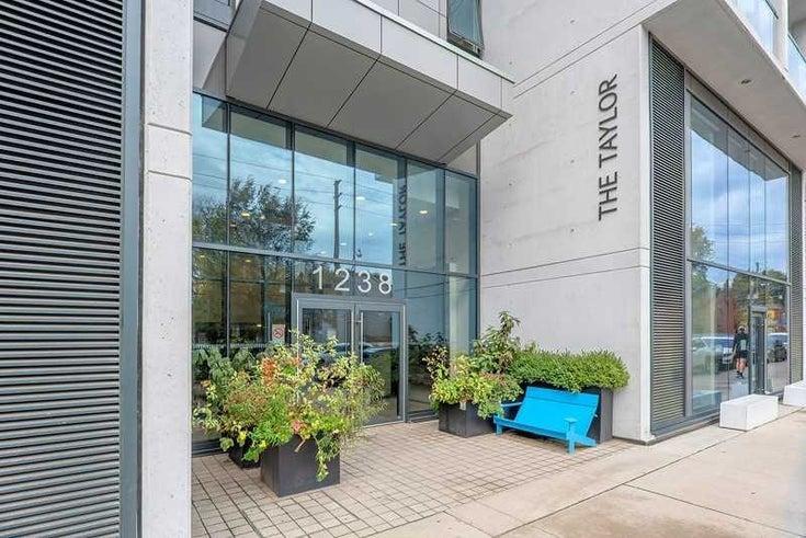 801 - 1238 Dundas St E - South Riverdale Condo Apt for sale, 1 Bedroom (E5411374)