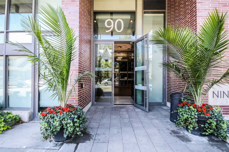 502 - 90 Broadview Ave - South Riverdale Condo Apt for sale, 1 Bedroom (E5411476)