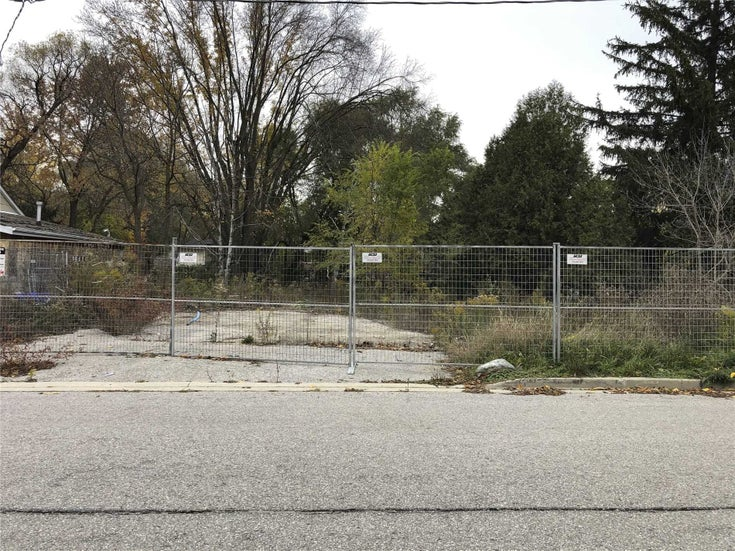 353 Ontario St - Central Newmarket Vacant Land for sale(N4973830)