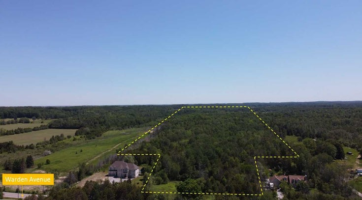 17641 Warden Ave - Rural East Gwillimbury Vacant Land for sale(N5117850)