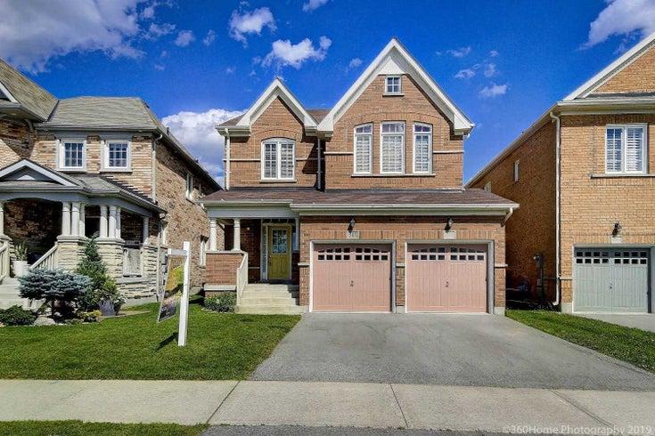 507 West Park Ave - Bradford Detached for sale, 4 Bedrooms (N5189679)
