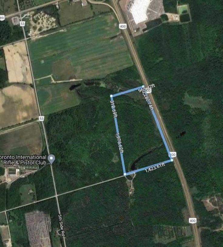 Lt 7 14th Line - Rural Innisfil Vacant Land for sale(N5203833)