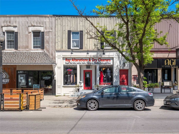 6142 Main St - Stouffville Store w/Apt/Offc for sale, 3 Bedrooms (N5254712)
