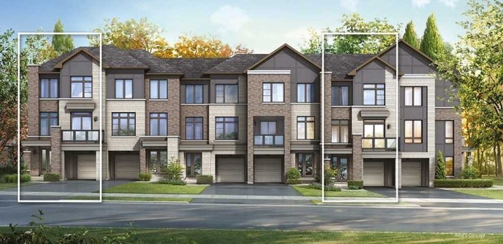 193 Vantage Loop St - Woodland Hill Att/Row/Twnhouse for sale, 4 Bedrooms (N5255781)