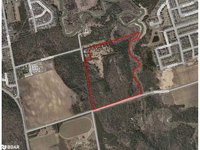 8291 4th Line - Angus Vacant Land for sale(N5292672)