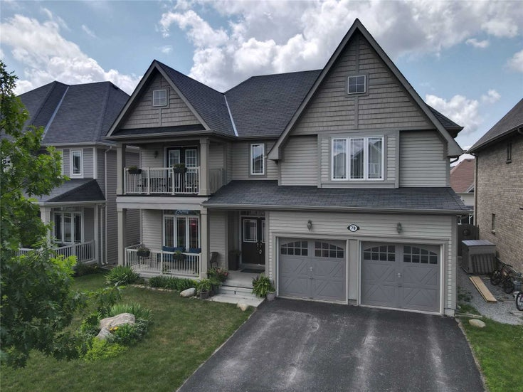 78 Wyndham Circ - Sutton & Jackson's Point Detached for sale, 4 Bedrooms (N5302356)