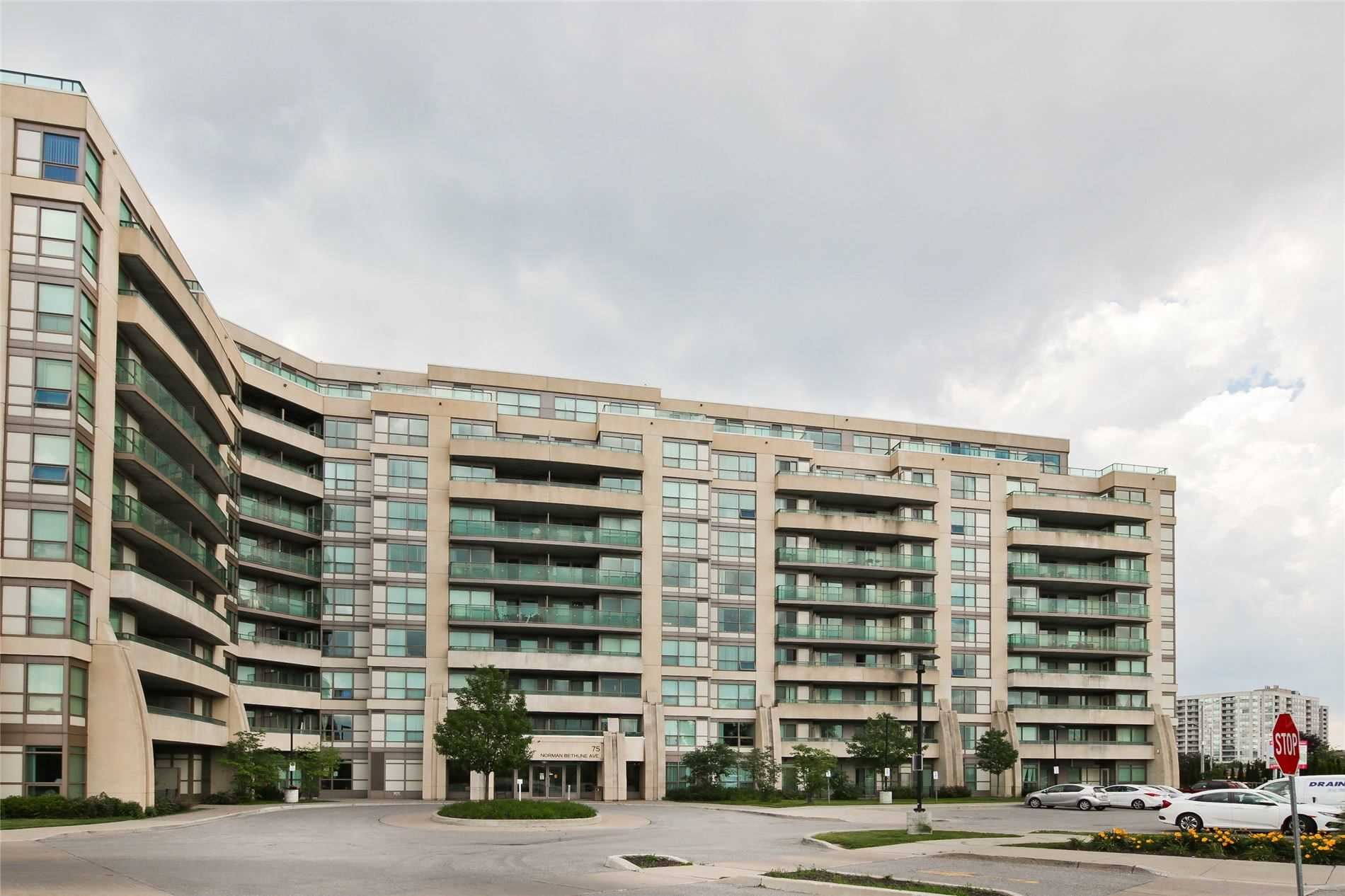 209 - 75 Norman Bethune Ave - Beaver Creek Business Park Condo Apt for sale, 2 Bedrooms (N5305489) - #2